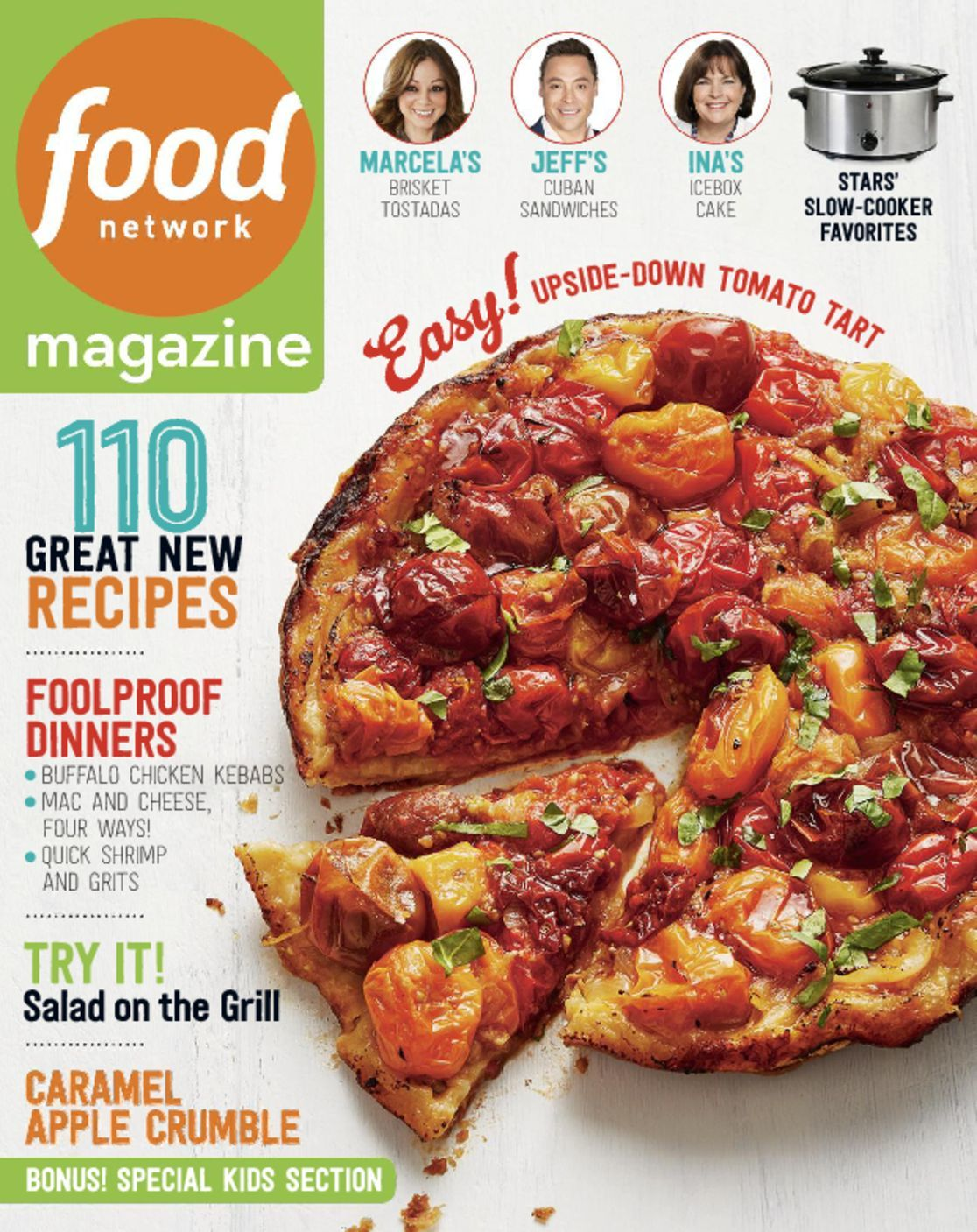 Food Network Magazine Discount Subscriptions