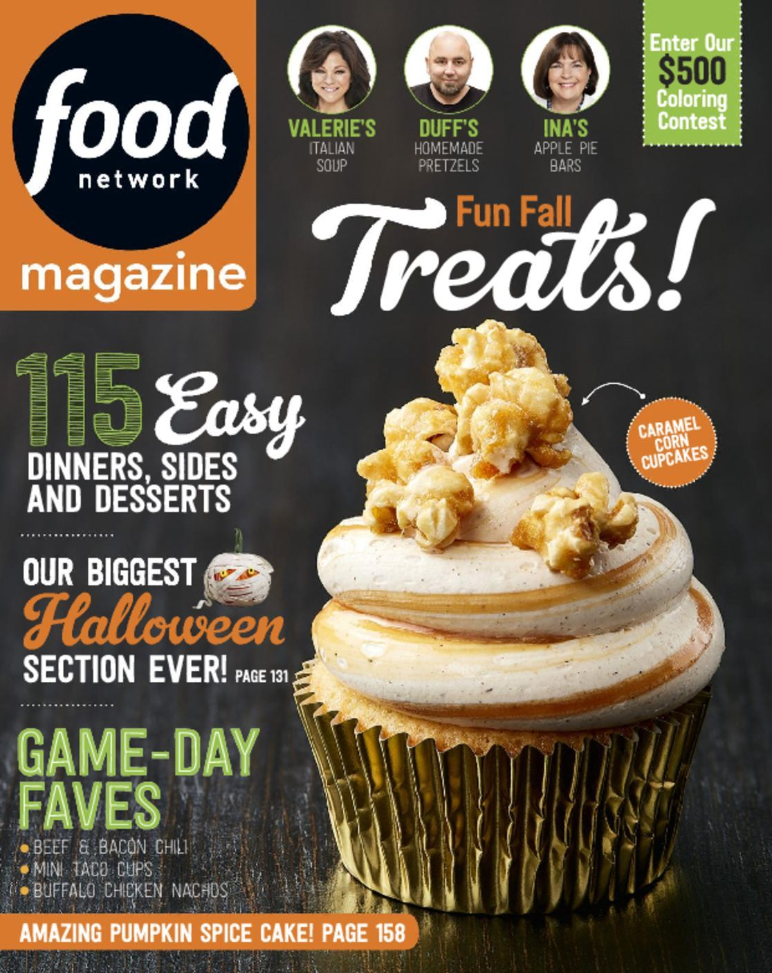 Food Network Magazine Get Your Subscription