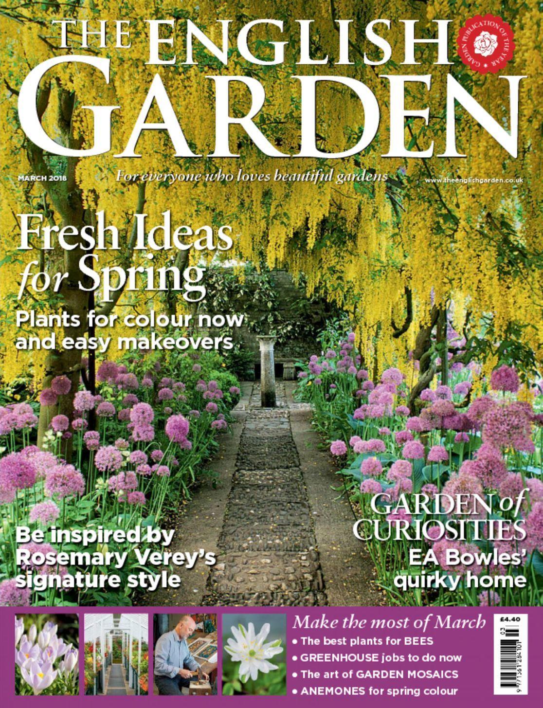 English Garden Magazine Subscription