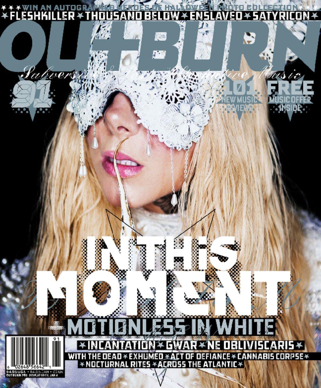 Outburn Magazine Subscription