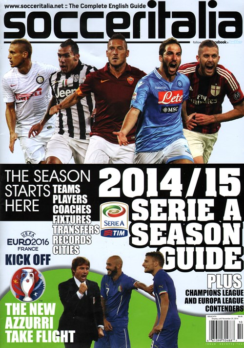 Best Price for Soccer Italia Magazine Subscription