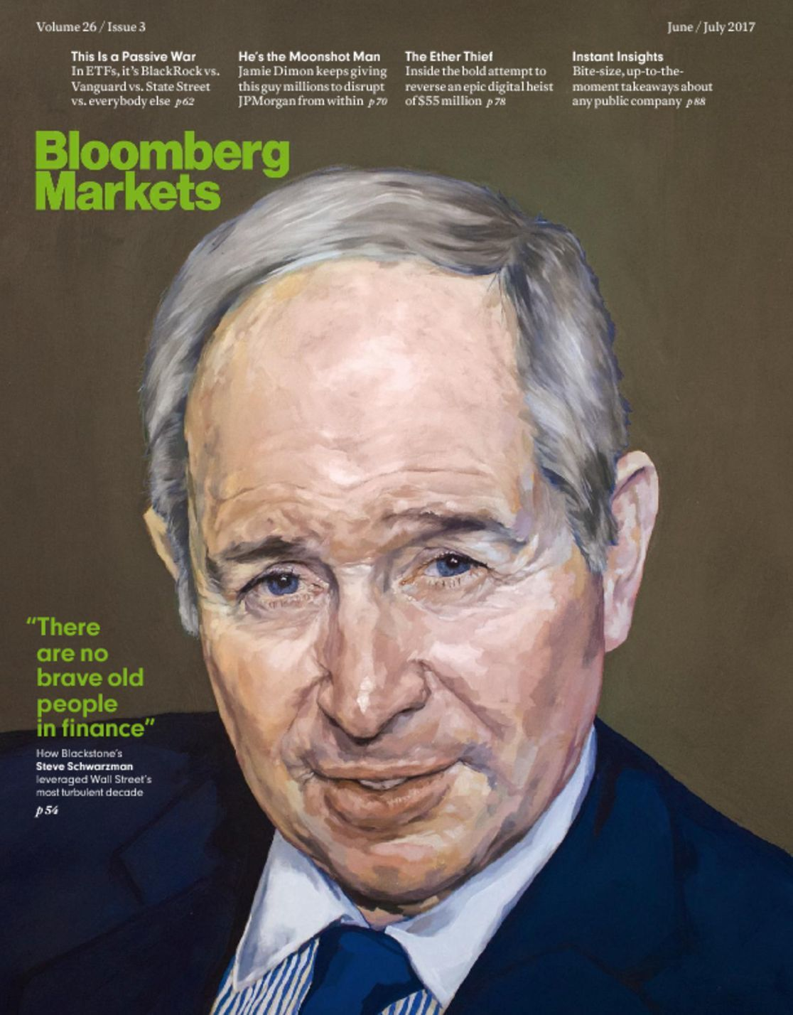 Best Price for Bloomberg Markets Magazine Subscription