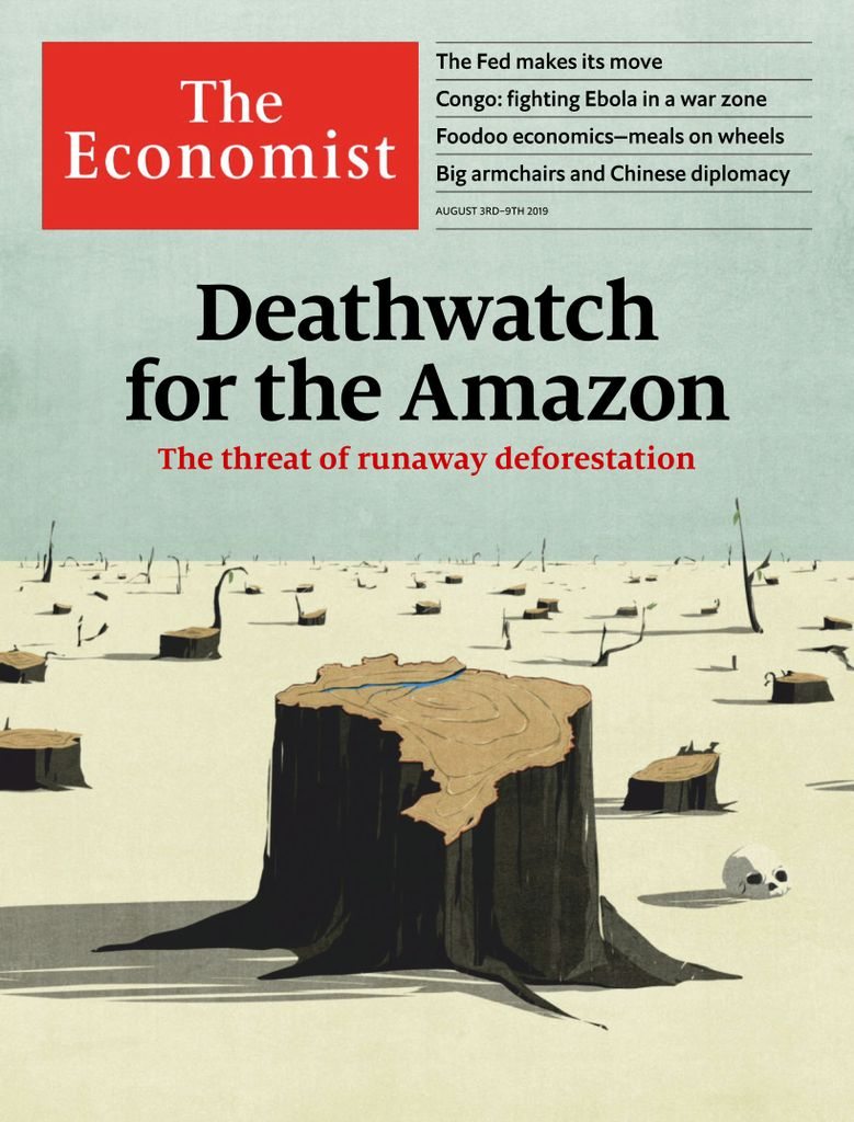 The Economist (Student Rate) Magazine - DiscountMags.com