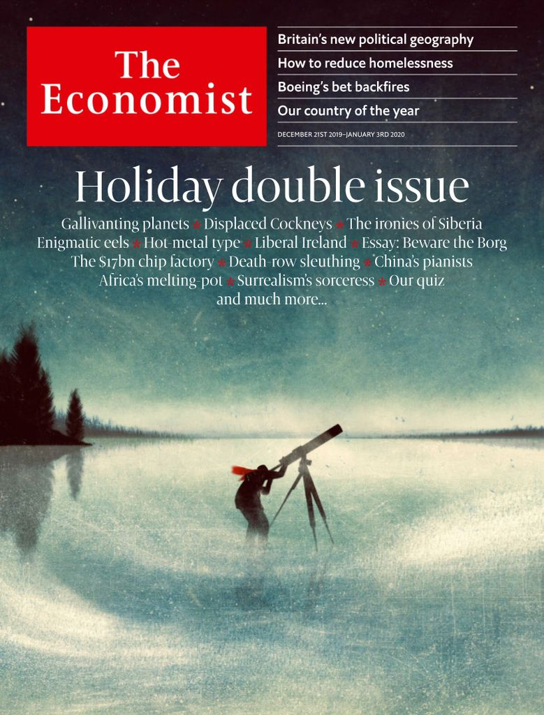 The Economist (Student Rate) Magazine Subscription ...