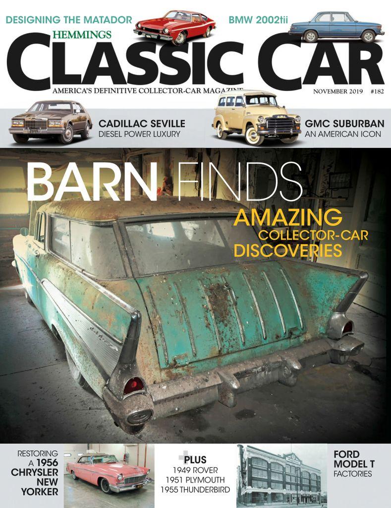 Hemmings Classic Car Magazine