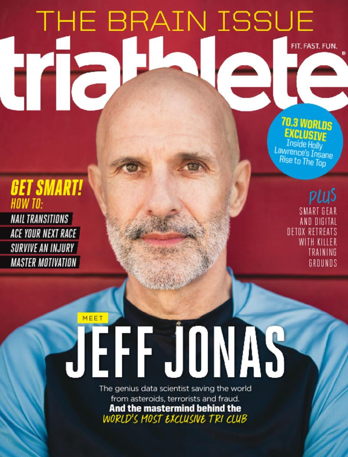 Triathlete Magazine Subscription