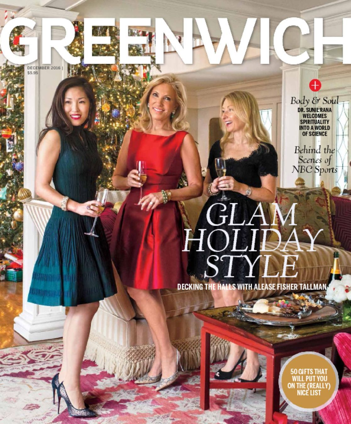 Greenwich Magazine Subscription