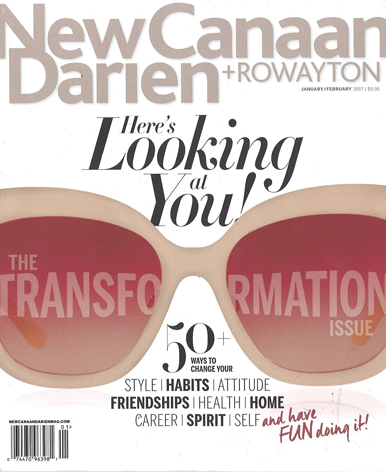 New Canaan Darien Magazine Subscription