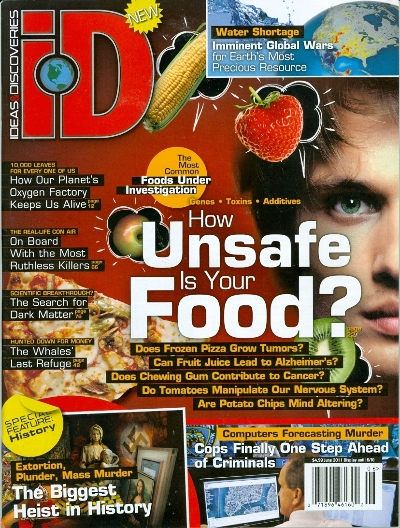 iD Ideas Discoveries Magazine Subscription