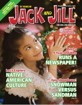 Jack and Jill Ages 7 to 10 Magazine Subscription