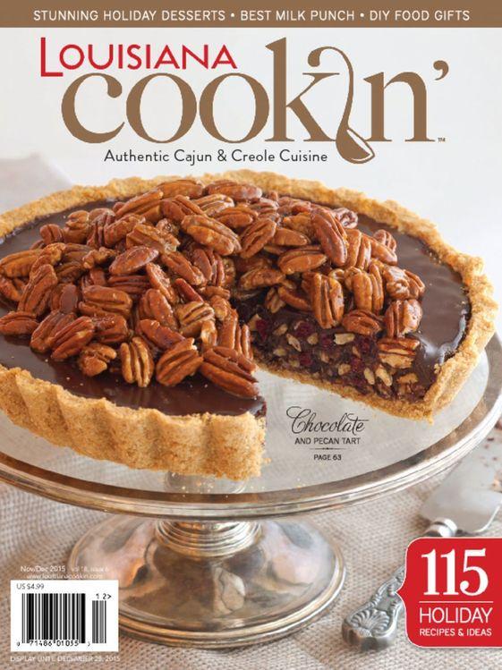 Louisiana Cookin Magazine Subscription