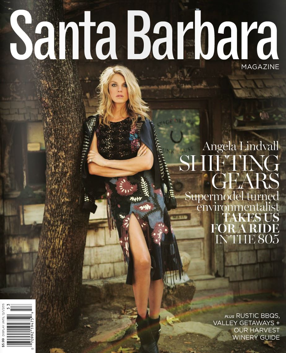 Santa Barbara Magazine Subscription