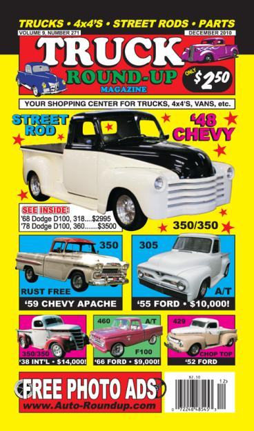 Best Price for Truck Round-Up Magazine Subscription