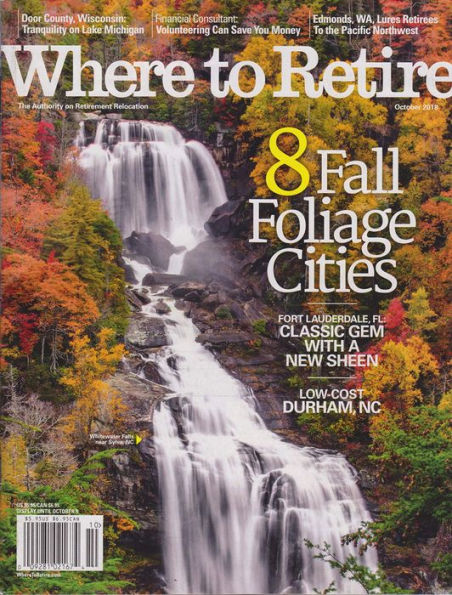 Best Price for Where to Retire Magazine Subscription