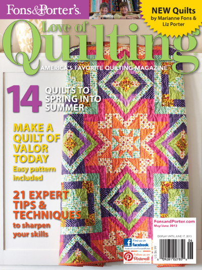 Fons Porters Love Of Quilting Magazine Subscription