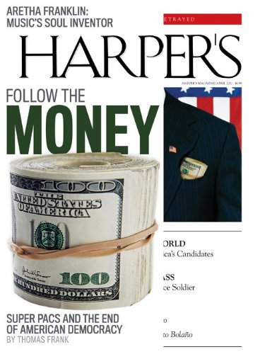 Harpers Magazine Subscription