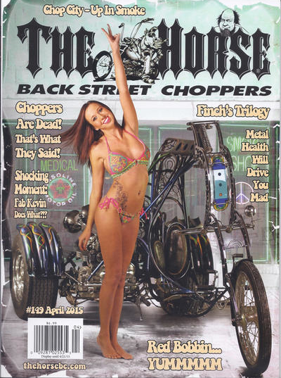 Horse Backstreet Choppers Magazine Subscription