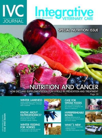 Integrative Veterinary Care IVC Journal Magazine Subscription