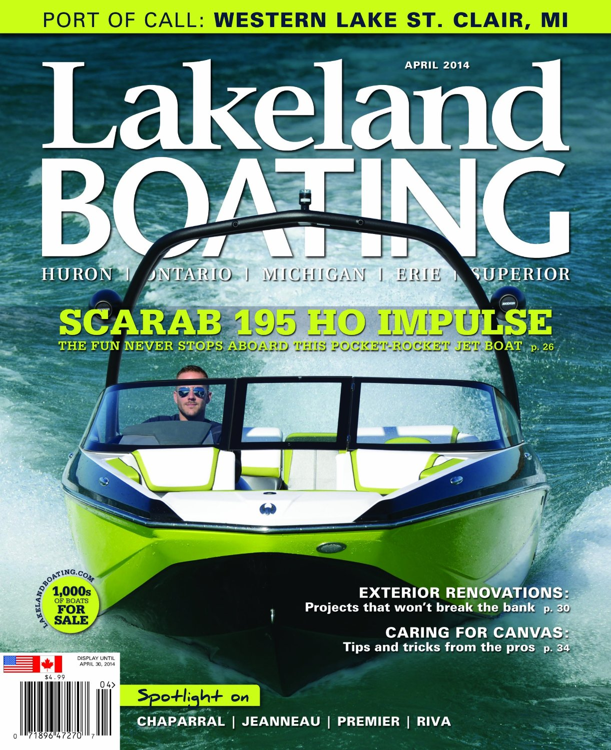 Best Price for Lakeland Boating Magazine Subscription