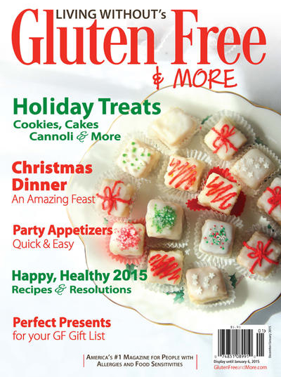 Living Withouts Gluten Free More Magazine Subscription