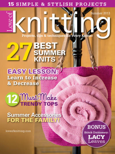 Best Price for Love of Knitting Magazine Subscription