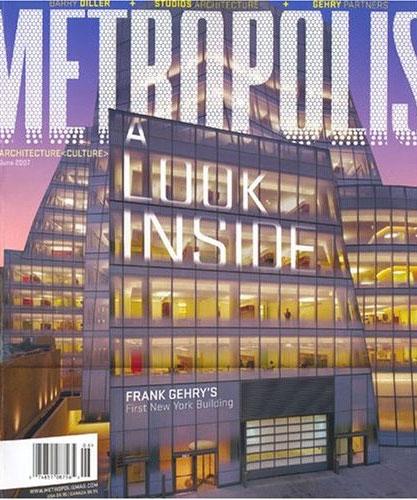 Metropolis Magazine Subscription