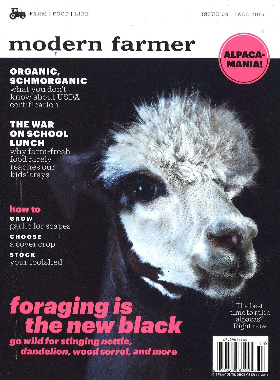 Modern Farmer Magazine Subscription