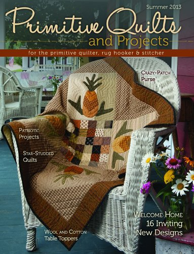 Primitive Quilts Projects Magazine Subscription
