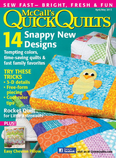 Quick Quilts Magazine Subscription