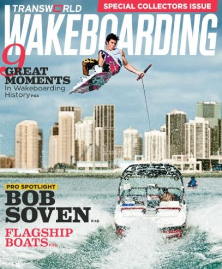 Transworld Wakeboarding Magazine Subscription