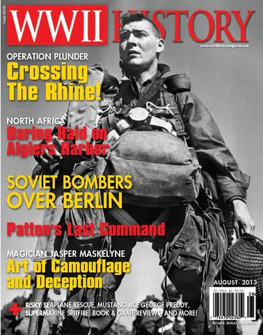 World War II Magazine Subscription