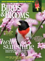 Birds Blooms Extra