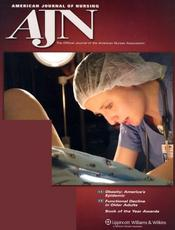AJN American Journal of Nursing