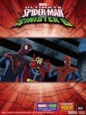 Marvel Universe Ultimate Spider Man Sinister Six