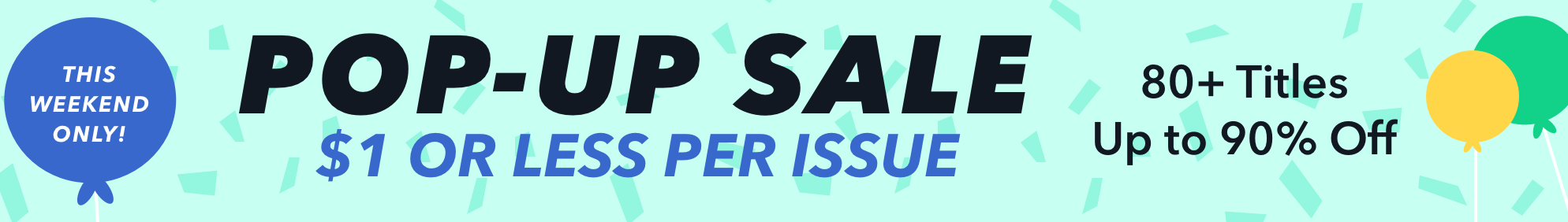 All Issues $1 or Less Oct 18 Aff