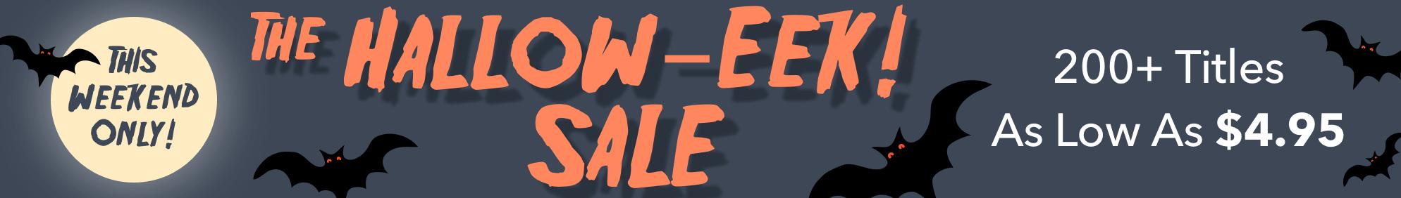 Halloween Sale 2018 Aff
