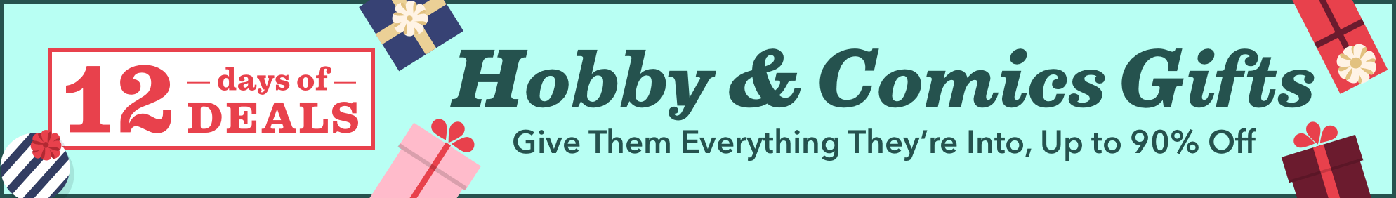 Hobbies/Comics Day 3