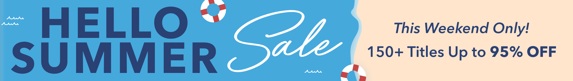 The First Day of Summer Sale 2019