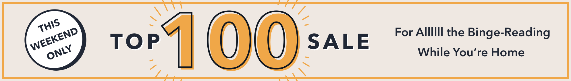 The Top 100 Sale March 2020