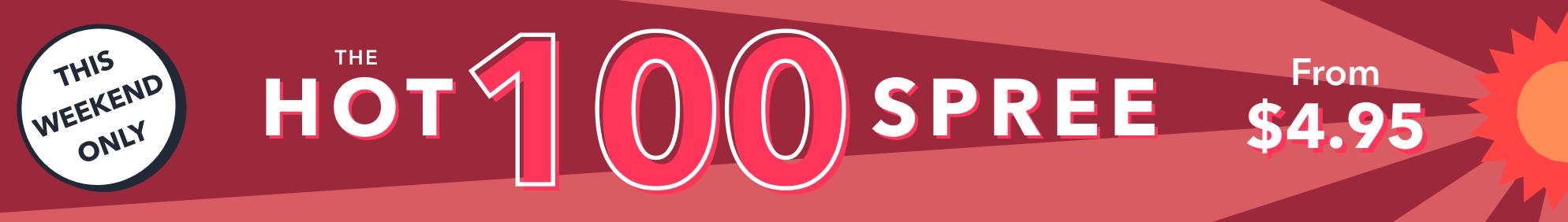 The Top 100 Sale Jun 2020