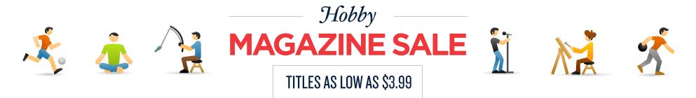 Hobbies Sale