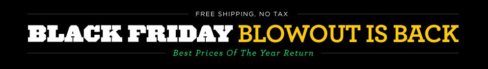 ICYMI - Top 100 of Black Friday