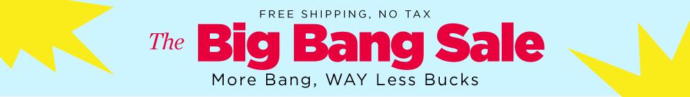 Big Bang Sale - Jan 2016