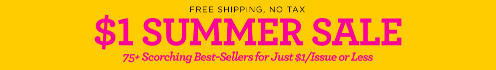 Summer Sale $1 OR LESS! July 2016