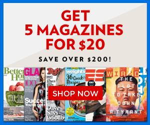 5 for $20 Template for June (blogger safe)
