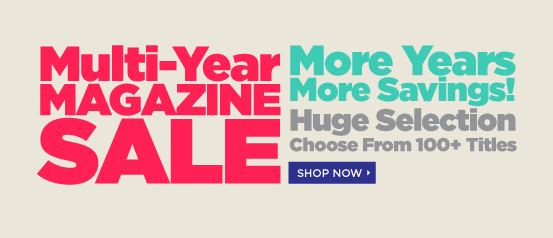 Multi-Year Sale