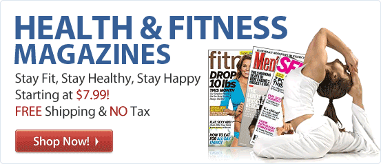 Health & Fitness Magazines