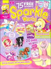 1-Yr Sparkle World Magazine Subscription