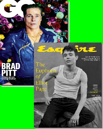 GQ & Esquire Bundle