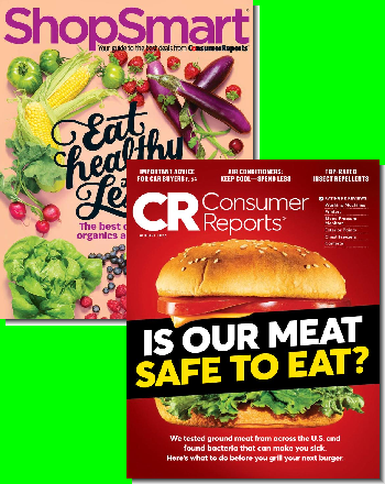 ShopSmart & Consumer Reports Bundle